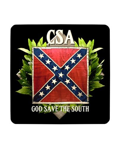 CSA God Save the South sticker