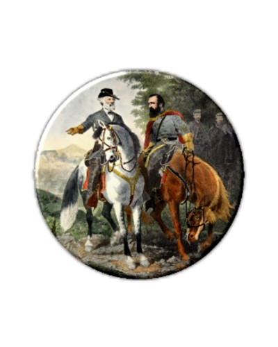 Heroes of Chancellorsville refrigerator magnet